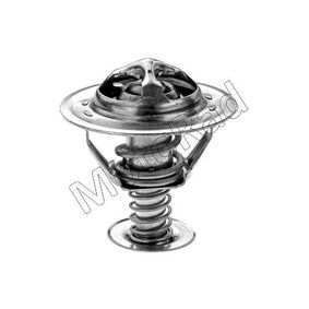 Thermostat, coolant D1: 56mm, D2: 29mm with OEM Number 9091603125