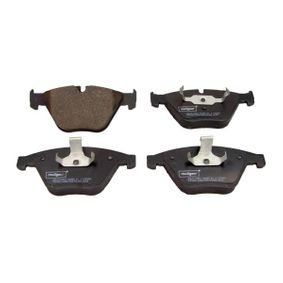 Brake Pad Set, disc brake 19-2947