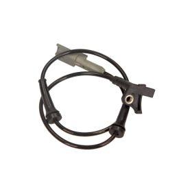 MAXGEAR  20-0242 Sensor, Raddrehzahl Pol-Anzahl: 2-polig