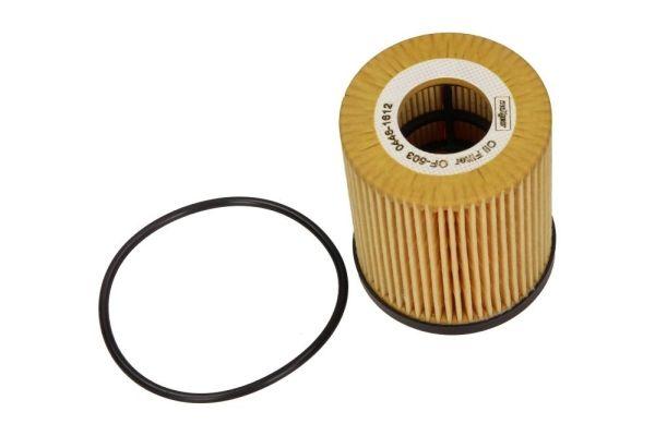MAXGEAR  26-0875 Ölfilter Ø: 70mm, Innendurchmesser: 31mm, Innendurchmesser 2: 22mm, Höhe: 83mm