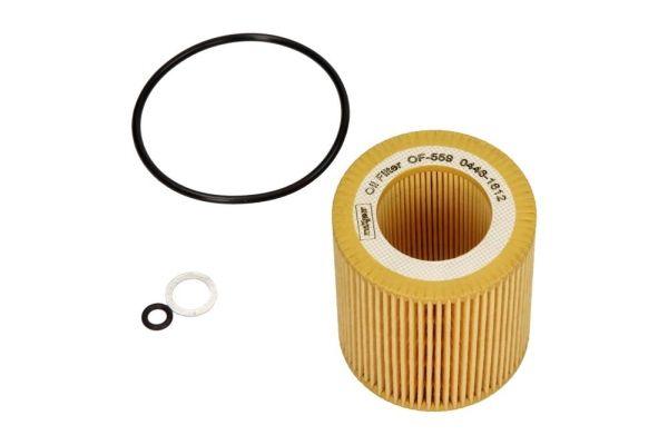 MAXGEAR  26-0878 Ölfilter Ø: 74mm, Innendurchmesser: 41mm, Innendurchmesser 2: 41mm, Höhe: 79mm