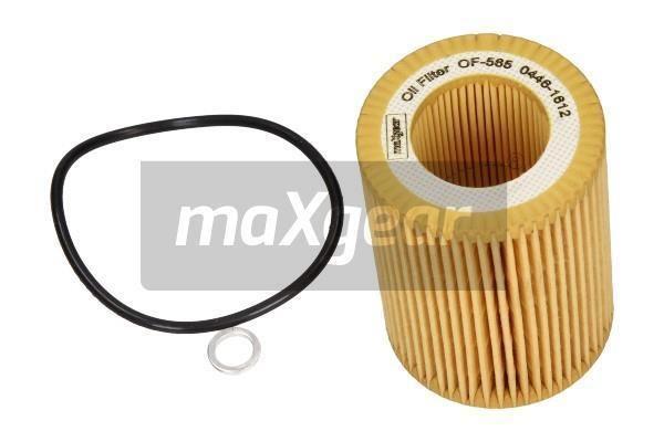 Ölfilter MAXGEAR OF565 5901619599815