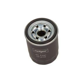 Ölfilter Ø: 66mm, Außendurchmesser 2: 62mm, Innendurchmesser 2: 55mm, Innendurchmesser 2: 55mm, Höhe: 90mm mit OEM-Nummer 15400-PC6-004