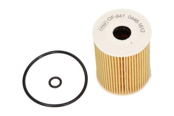 MAXGEAR  26-0886 Ölfilter Ø: 64mm, Innendurchmesser: 25mm, Innendurchmesser 2: 25mm, Höhe: 83mm