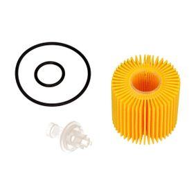 Ölfilter Ø: 69mm, Innendurchmesser: 28mm, Innendurchmesser 2: 28mm, Höhe: 67mm mit OEM-Nummer 041520V010