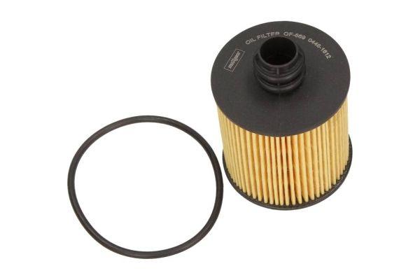 MAXGEAR  26-0888 Ölfilter Ø: 72mm, Innendurchmesser: 32mm, Höhe: 101mm