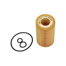 Ölfilter Ø: 64mm, Innendurchmesser: 31mm, Innendurchmesser 2: 31mm, Höhe: 110mm mit OEM-Nummer 68091827 AA