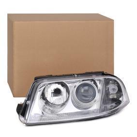 Hauptscheinwerfer für Fahrzeuge mit Leuchtweiteregelung (elektrisch), für Rechtsverkehr mit OEM-Nummer 3B0 941 015 AN
