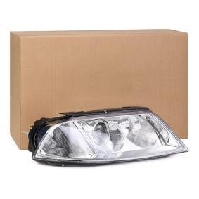 Hauptscheinwerfer für Fahrzeuge mit Leuchtweiteregelung (elektrisch), für Rechtsverkehr mit OEM-Nummer 3B0 941 016 AN