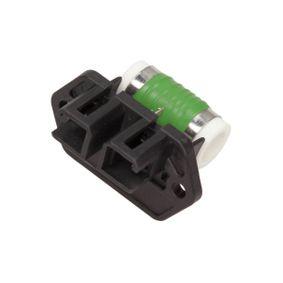 Pre-resistor, electro motor radiator fan 57-0103 PUNTO (188) 1.2 16V 80 MY 2006