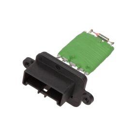Resistor, interior blower 57-0106 PUNTO (188) 1.2 16V 80 MY 2002