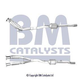 Touran 1T1, 1T2 2.0FSI Katalysator BM CATALYSTS BM92227H (2.0 FSI Benzin 2007 AXW)