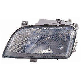 Hauptscheinwerfer für Fahrzeuge mit Leuchtweiteregelung (elektrisch), für Rechtsverkehr mit OEM-Nummer 7M1 941 015K
