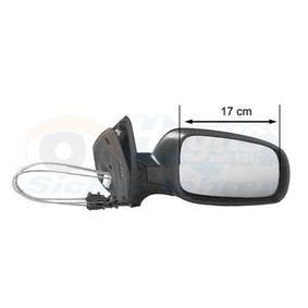 Außenspiegel mit OEM-Nummer 1J1 857 508 01C