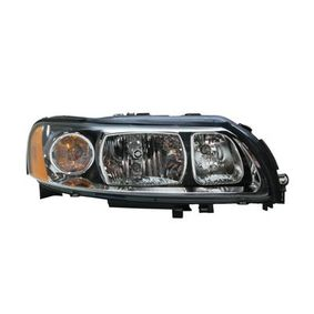 Hauptscheinwerfer für Fahrzeuge mit Leuchtweiteregelung (elektrisch), für Rechtsverkehr, dunkel mit OEM-Nummer 30698836