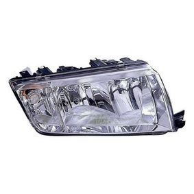 Hauptscheinwerfer für Fahrzeuge mit Leuchtweiteregelung (elektrisch), für Rechtsverkehr mit OEM-Nummer 6Y1 941 016H