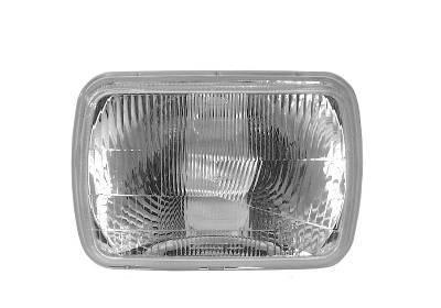 VAN WEZEL  9902950 Hauptscheinwerfer für Fahrzeuge ohne Leuchtweiteregelung, für Rechtsverkehr