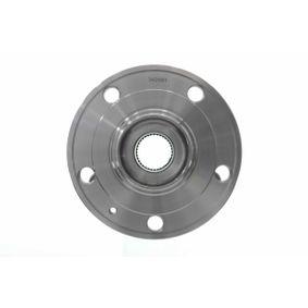 Kit cuscinetto ruota Diametro interno: 25mm con OEM Numero 3C0 498 621
