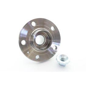 Radnabe Ø: 72mm mit OEM-Nummer 6Q0407621BT