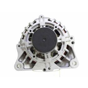 Generator Rippenanzahl: 6 mit OEM-Nummer 96 496 112 80
