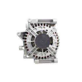 Lichtmaschine Rippenanzahl: 6 mit OEM-Nummer 013 154 0002