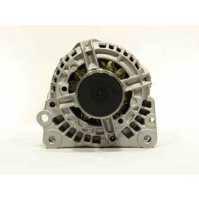 Lichtmaschine Rippenanzahl: 6 mit OEM-Nummer 1100711
