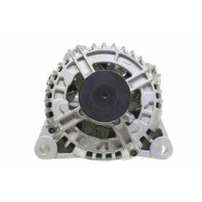 Generator Rippenanzahl: 6 mit OEM-Nummer 96 4632 1780