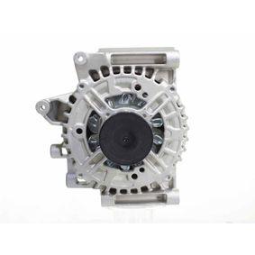 Generator Rippenanzahl: 6 mit OEM-Nummer 013 154 90 02
