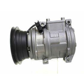 Klimakompressor Riemenscheiben-Ø: 140mm mit OEM-Nummer 10PA17C