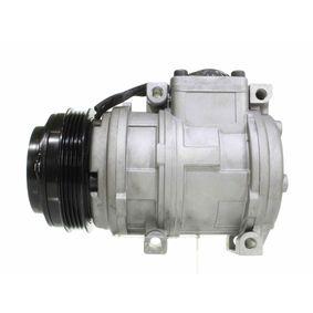 Klimakompressor Riemenscheiben-Ø: 124, 130mm mit OEM-Nummer 10PA17C