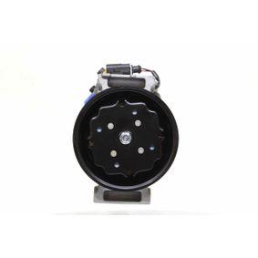 Compresor, aire acondicionado Polea Ø: 110mm con OEM número 4B0260805G