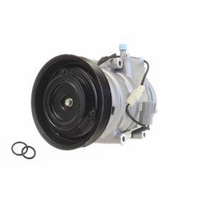 Klimakompressor Riemenscheiben-Ø: 135mm mit OEM-Nummer 10PA17C