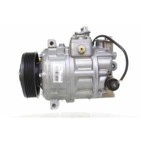 Klimakompressor Riemenscheiben-Ø: 110mm mit OEM-Nummer 1K0 820 803J