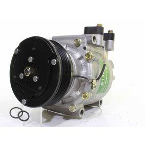 Klimakompressor Riemenscheiben-Ø: 120mm mit OEM-Nummer 10PA17C
