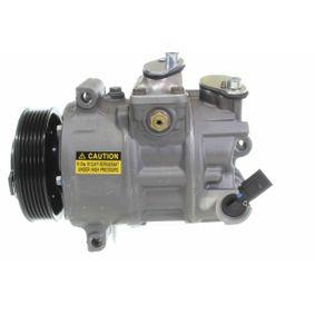 Kompressor, Klimaanlage Riemenscheiben-Ø: 114mm mit OEM-Nummer 1K0820808B