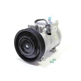 Klimakompressor Riemenscheiben-Ø: 130mm mit OEM-Nummer 10PA17C