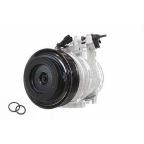 Klimakompressor Riemenscheiben-Ø: 122mm mit OEM-Nummer 10PA17C