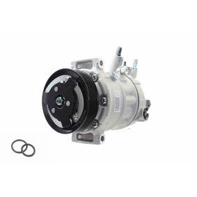 Klimakompressor Riemenscheiben-Ø: 110mm mit OEM-Nummer 1K0820803J