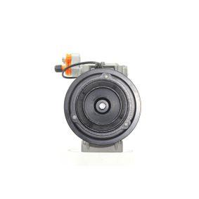Klimakompressor Riemenscheiben-Ø: 118mm mit OEM-Nummer 10PA17C