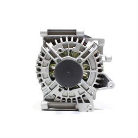 Lichtmaschine Rippenanzahl: 6 mit OEM-Nummer 013 154 00 02