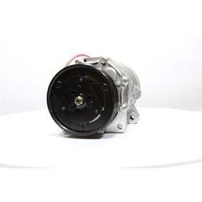 Klimakompressor Riemenscheiben-Ø: 119mm mit OEM-Nummer 1 076 012