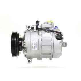 Compresor, aire acondicionado Polea Ø: 110mm con OEM número 8E0 260 805 AH