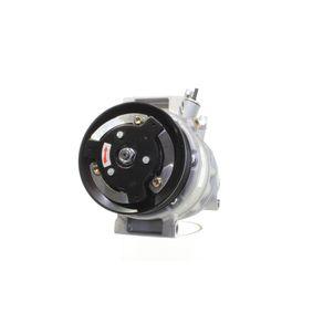 Klimakompressor Riemenscheiben-Ø: 110mm mit OEM-Nummer 5K0 820 803B