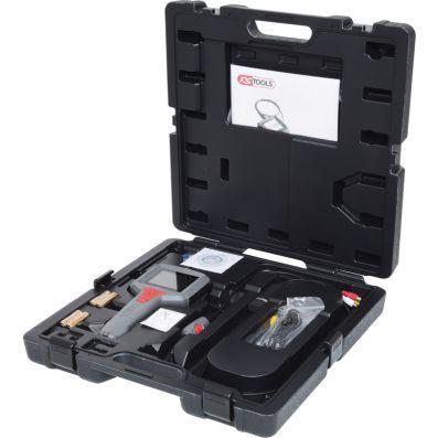 Kit de videoendoscopios KS TOOLS 550.7149 evaluación