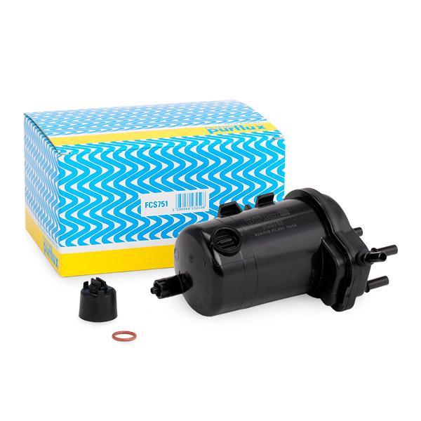 Inline fuel filter PURFLUX FCS748 expert knowledge