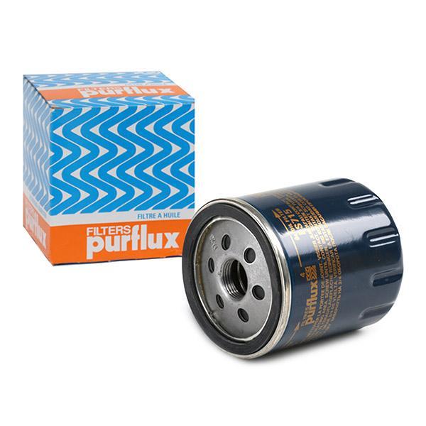 PURFLUX  LS715 Filtre à huile Ø: 76mm, Hauteur: 85mm