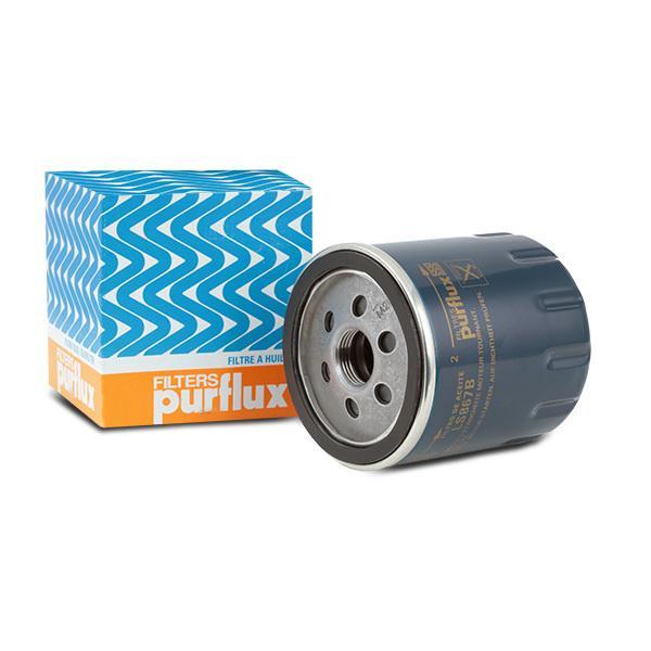 Filtro de aceite de motor PURFLUX LS867B 3286061779681