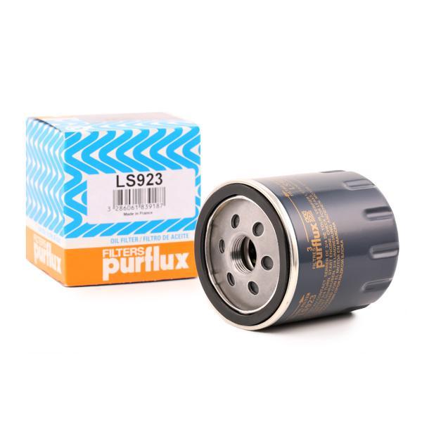 Filtro de aceite de motor PURFLUX LS923 conocimiento experto