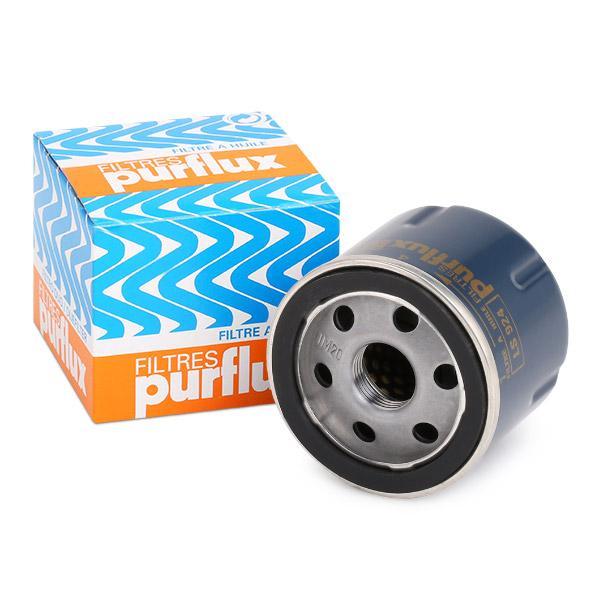 Motorölfilter LS924 PURFLUX LS924 in Original Qualität