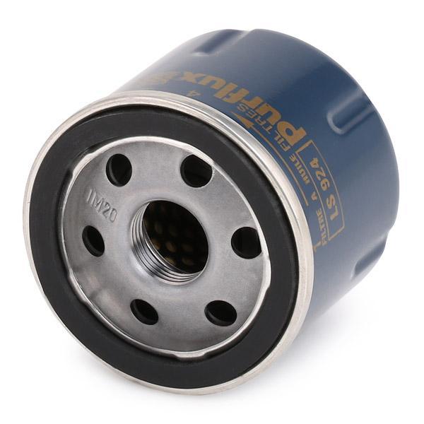 Filtre à huile PURFLUX LS924 évaluation